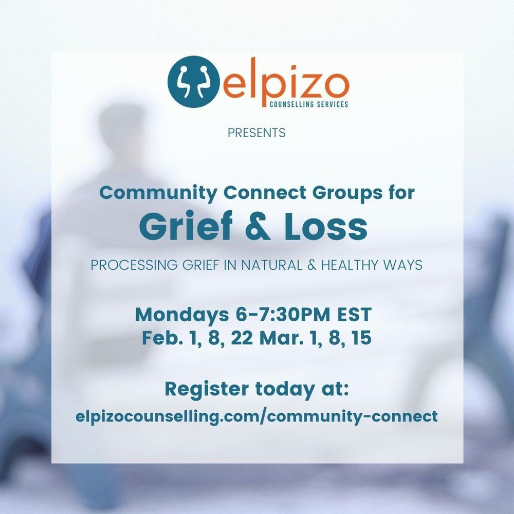 Free Online Grief & Loss Group