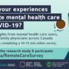 COVID-19 Remote Care Survey Study Recruitment Image