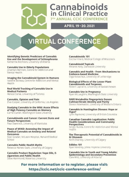 2021 conference flyer