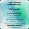 Clinical Group Supervision