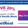 CMHA MHW 20% promo newsletter (3)