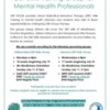 DBT Skills Training Group for Mental Health Professionals and Students