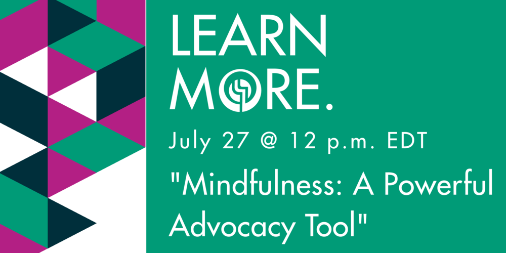 OASW Learning Centre: Mindfulness: A Powerful Advocacy Tool - FREE to RSWs & RSSWs in Ontario