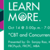 OASW Learning Centre: CBT and Concurrent Disorders