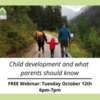 FREE Webinar: Child development and what parents should know