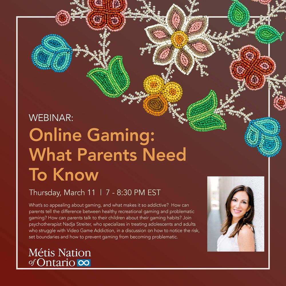 Webinar: Online Gaming: What Parents Need To Know
